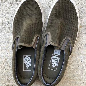 Slip on Vans